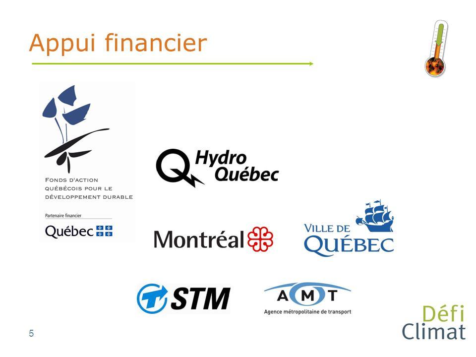 Inscrivez votre organisation dès maintenant ! www.deficlimat.qc.ca
