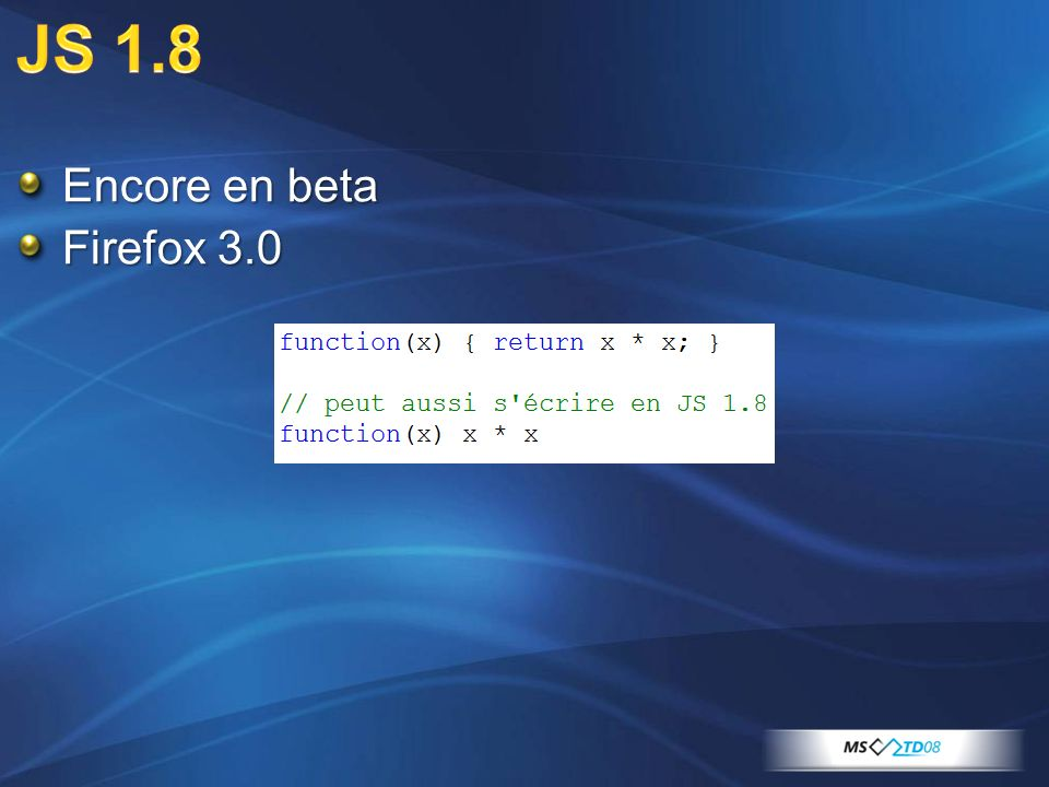 Encore en beta Firefox 3.0