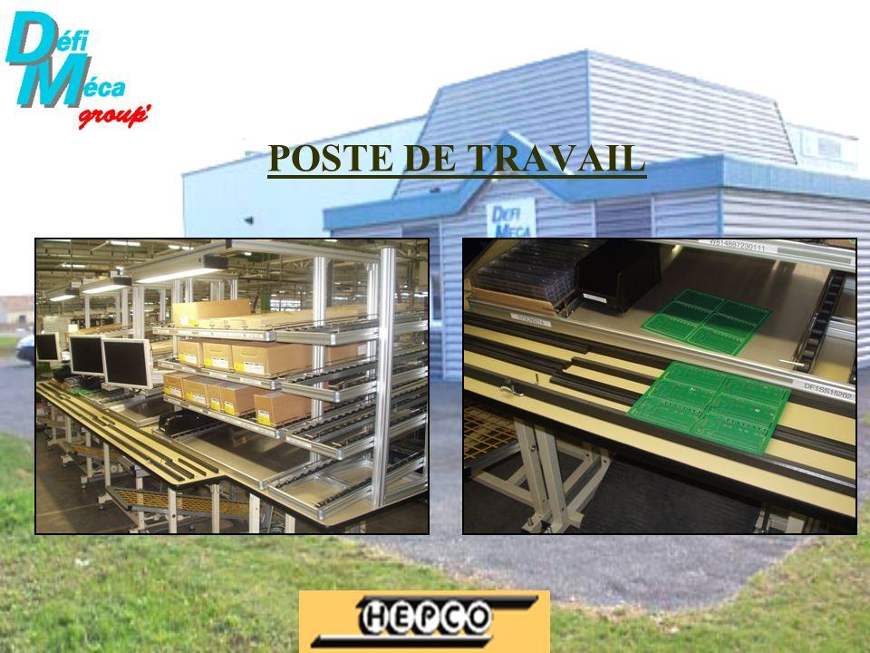 POSTE DE TRAVAIL