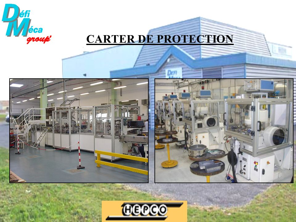 CARTER DE PROTECTION