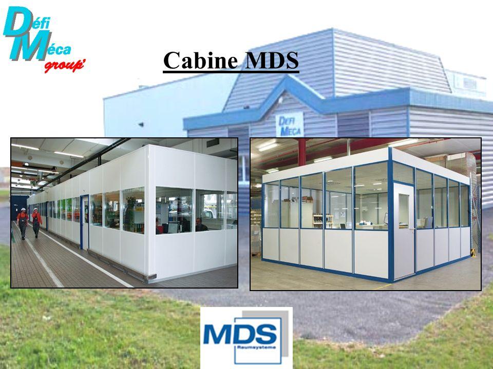 Cabine MDS