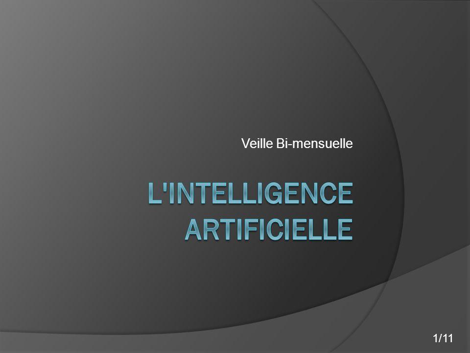 Sommaire 1.Un logiciel intelligent qui sait analyser le big data 2.