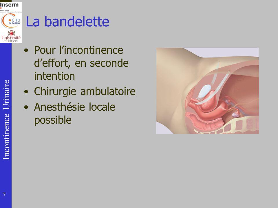 Incontinence Urinaire La neuromodulation externe Pour lincontinence durgence 8