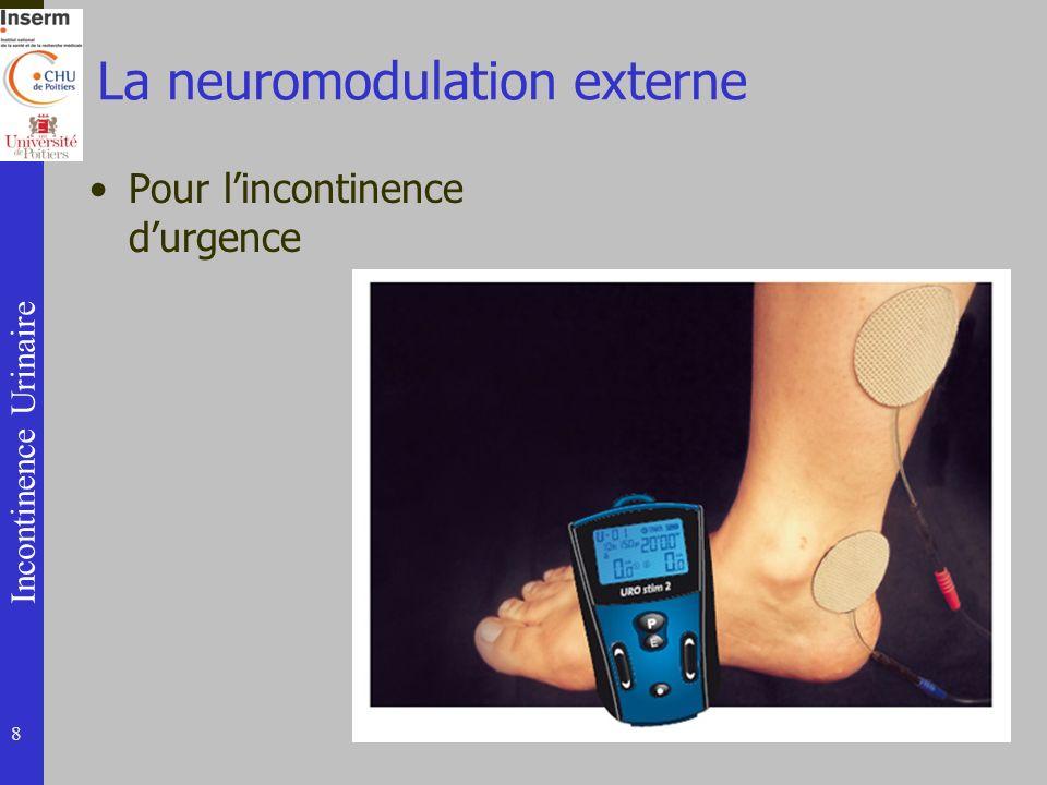 Incontinence Urinaire Vrai / Faux .