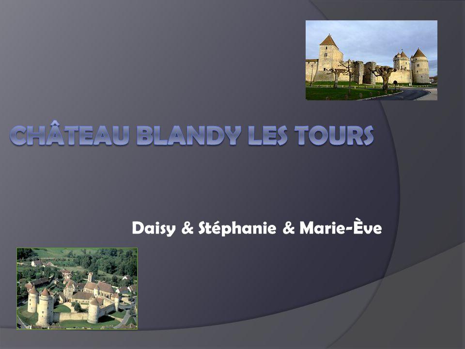 Daisy & Stéphanie & Marie-Ève