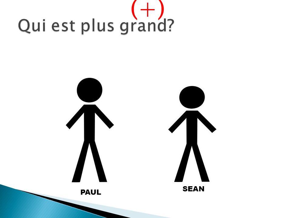 SEAN (-) PAUL