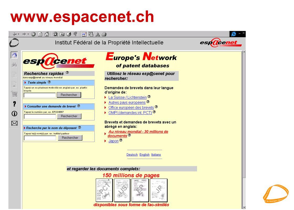 www.espacenet.ch