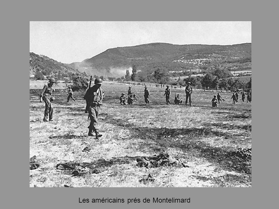 Derriére la colline Montélimar