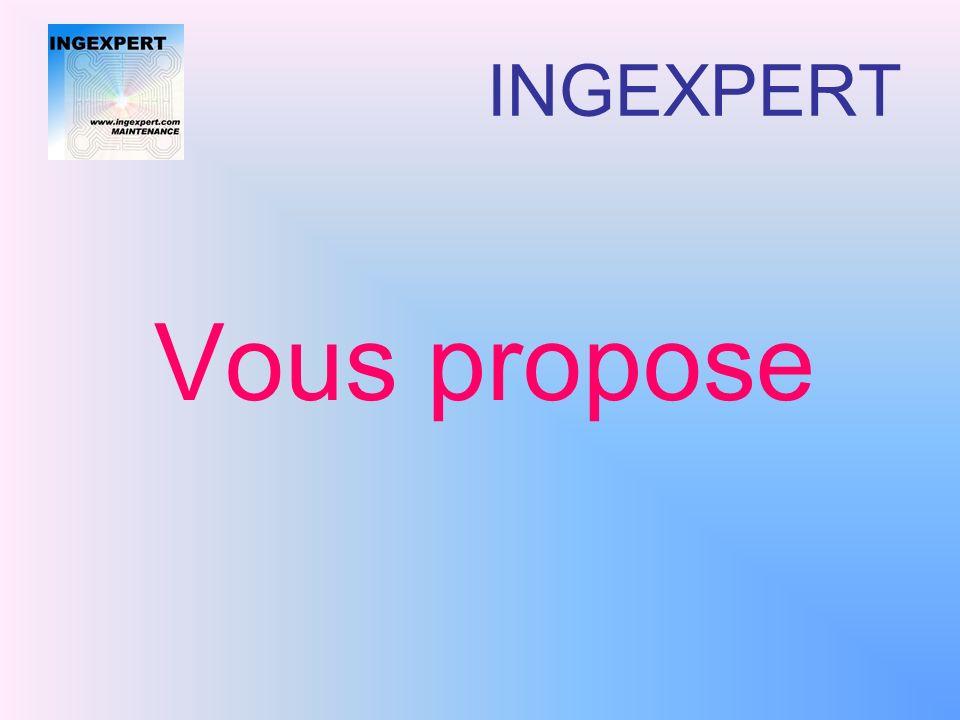 INGEXPERT Vous propose