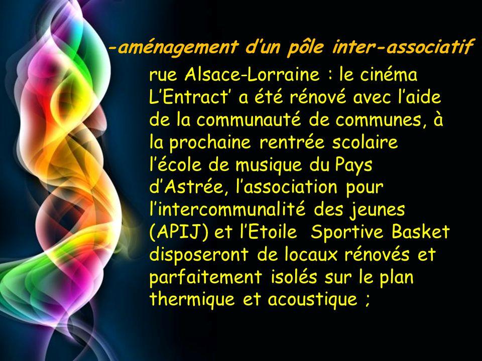 Pour plus de modèles : Modèles Powerpoint PPT gratuitsModèles Powerpoint PPT gratuits rue Alsace-Lorraine : le cinéma LEntract a été rénové avec laide