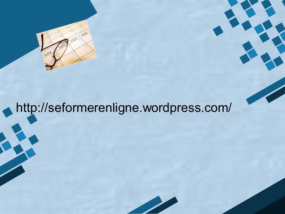 http://seformerenligne.wordpress.com/