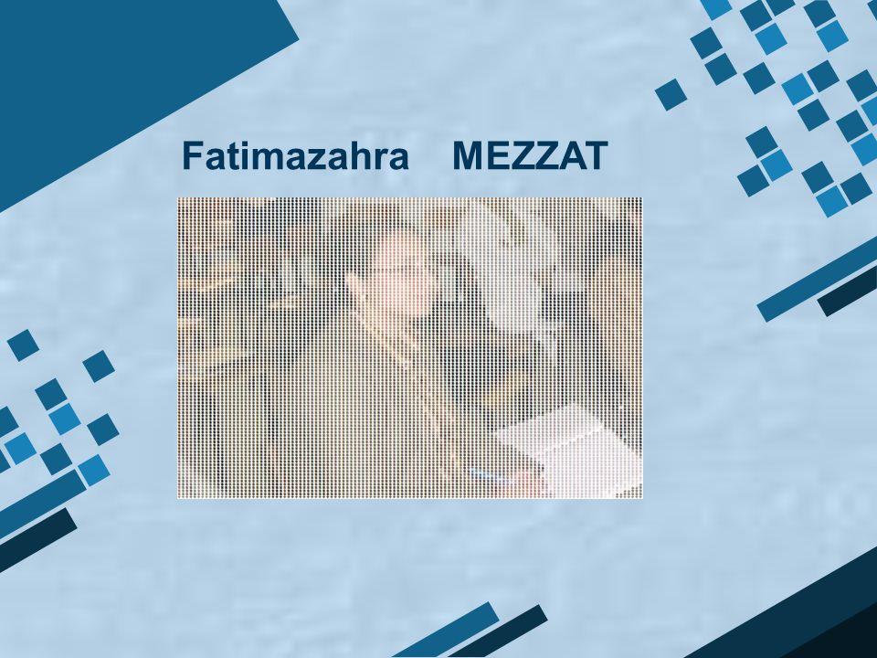 Fatimazahra MEZZAT