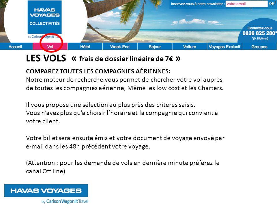 COMPAREZ TOUTES LES COMPAGNIES AÉRIENNES: Notre moteur de recherche vous permet de chercher votre vol auprès de toutes les compagnies aérienne, Même les low cost et les Charters.