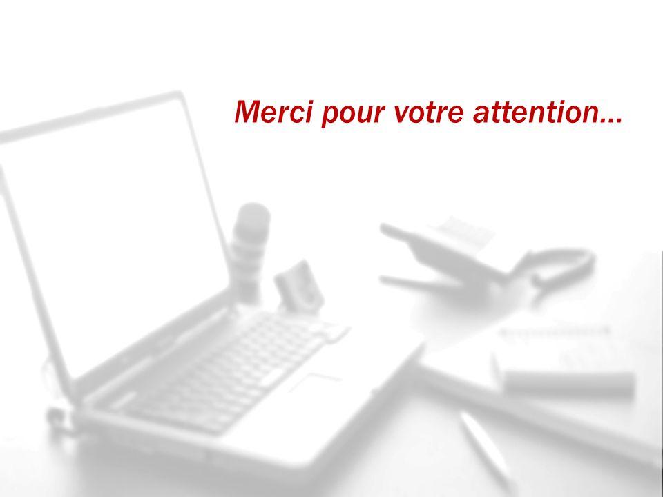 IFE – Mars 2014 Merci pour votre attention…