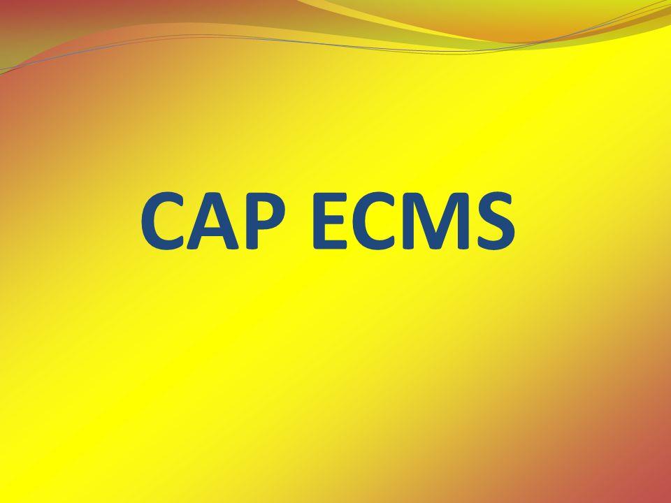 CAP ECMS