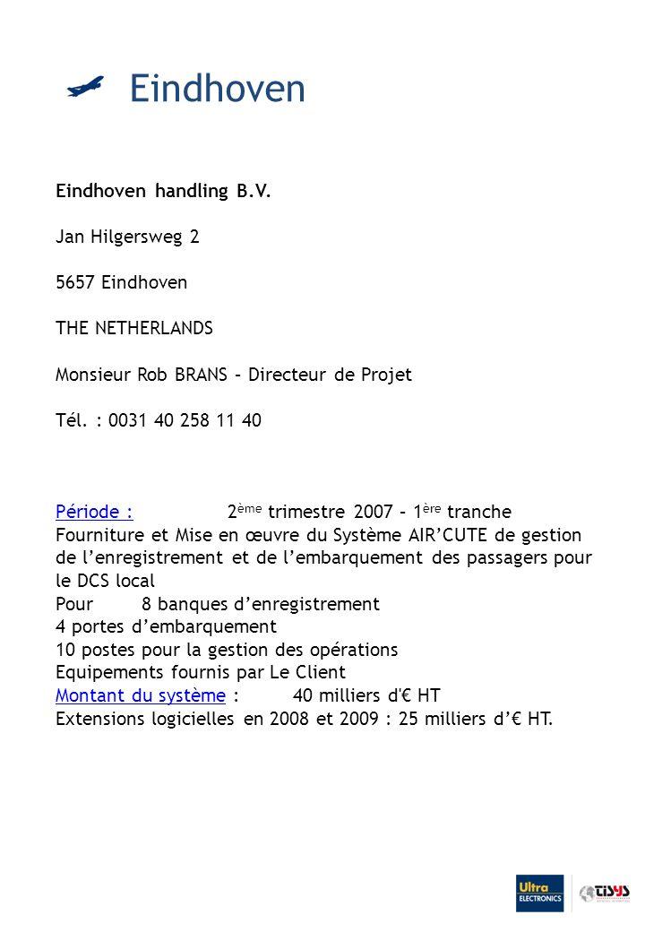 Eindhoven handling B.V.