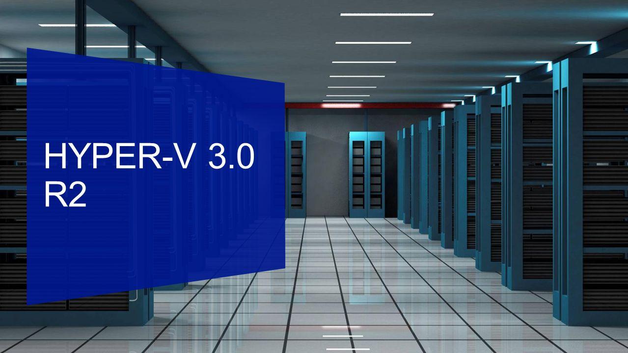 HYPER-V 3.0 R2