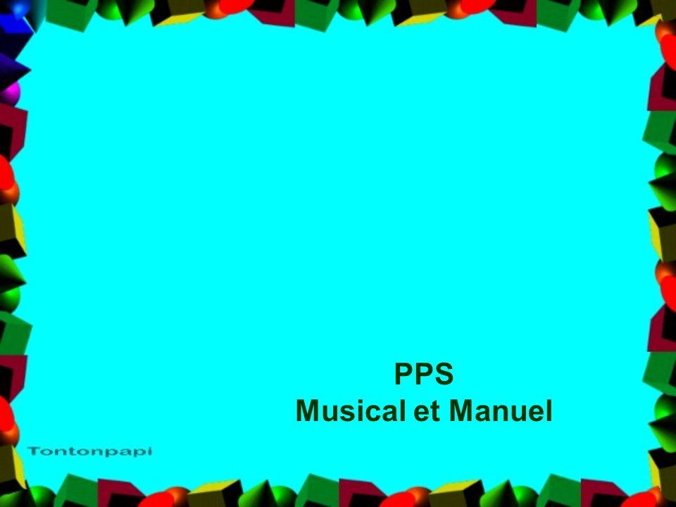 PPS Musical et Manuel Diaporama PPS réalisé pour http://www.diaporamas-a-la-con.com http://www.diaporamas-a-la-con.com