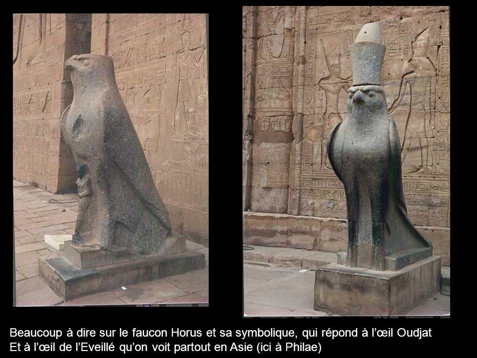 Nefertari ou Nefertiti, je ne sais plus.