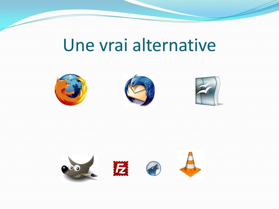 Une vrai alternative