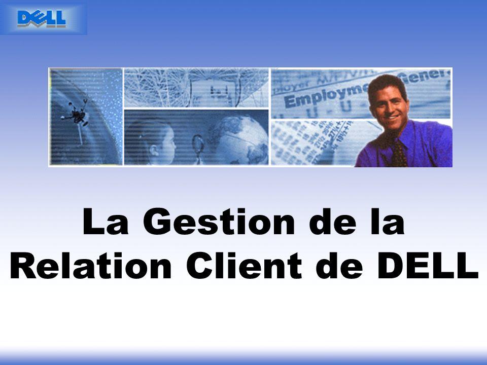 La Gestion de la Relation Client de DELL