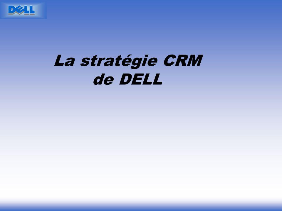 La stratégie CRM de DELL