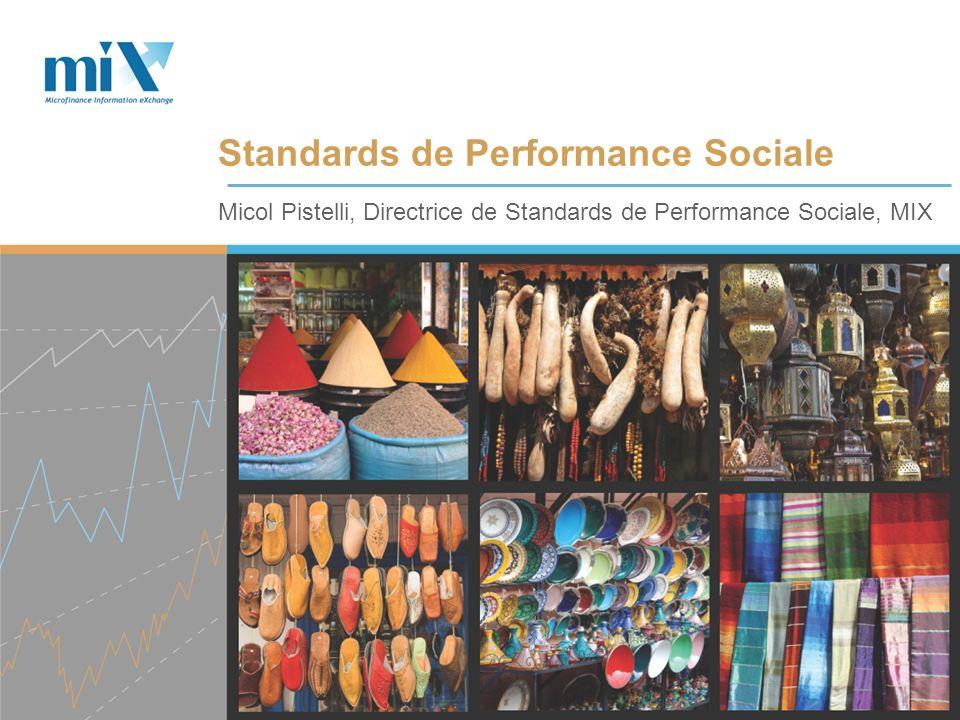 Micol Pistelli, Directrice de Standards de Performance Sociale, MIX Standards de Performance Sociale