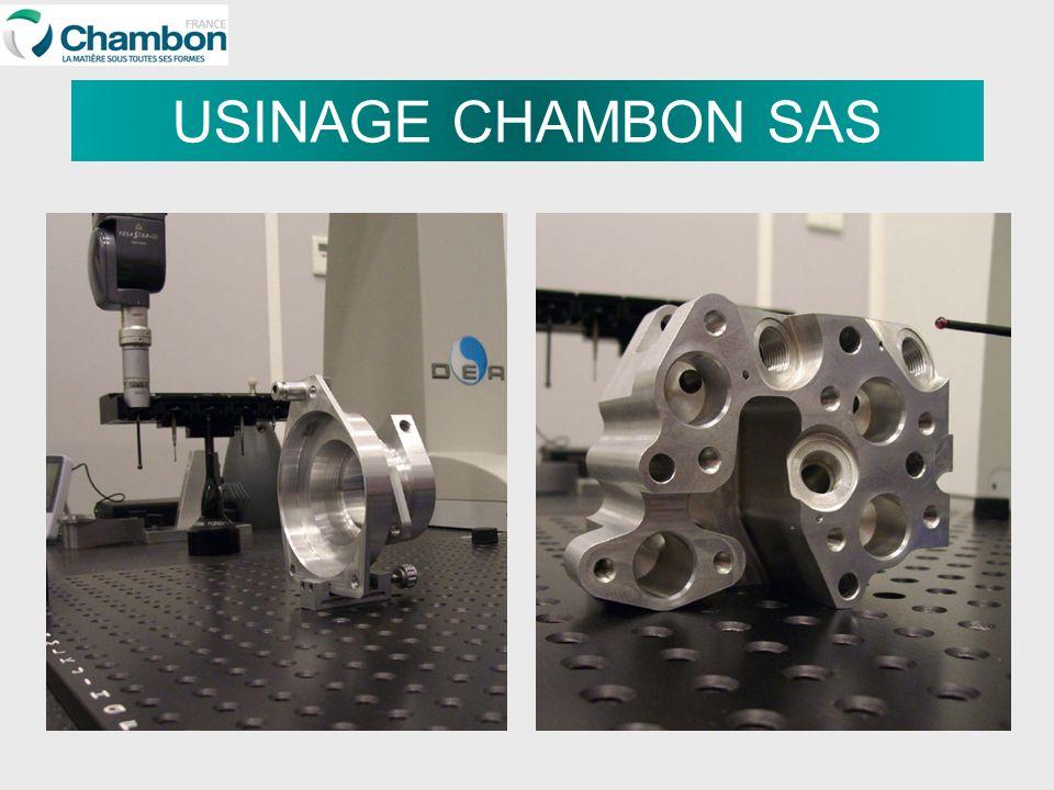 USINAGE CHAMBON SAS