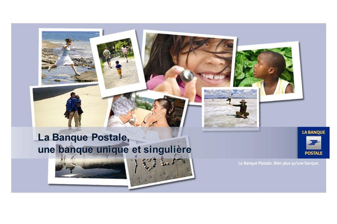- 32 - La Banque Postale confirme son dynamisme commercial avec une progression continue du nombre de clients actifs et de leur taux déquipement.