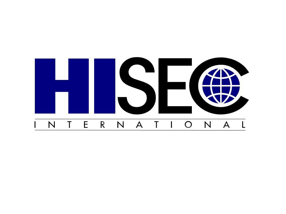 Référence... Industrie Pétrochimique HI SEC International 12