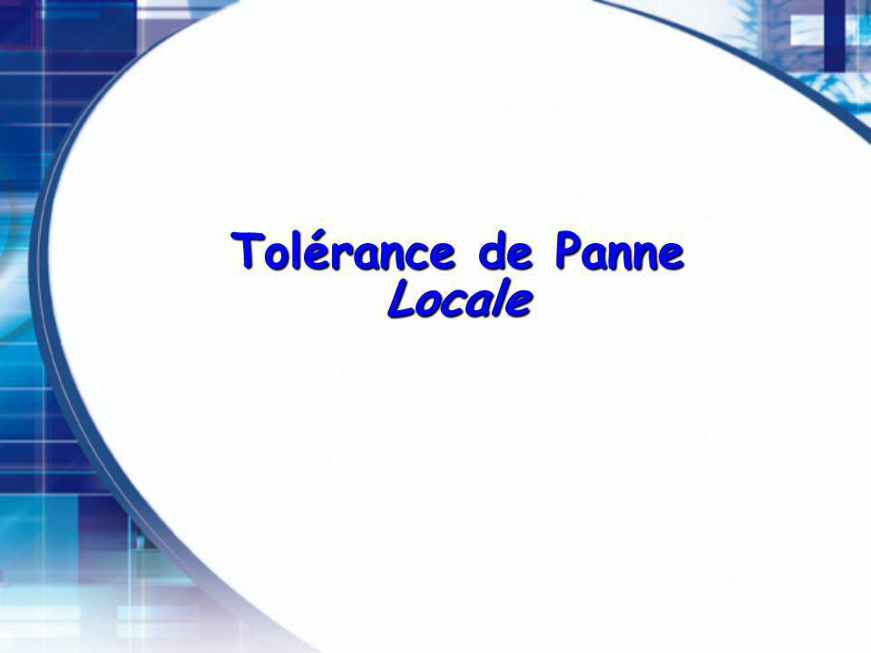 Tolérance de Panne Locale