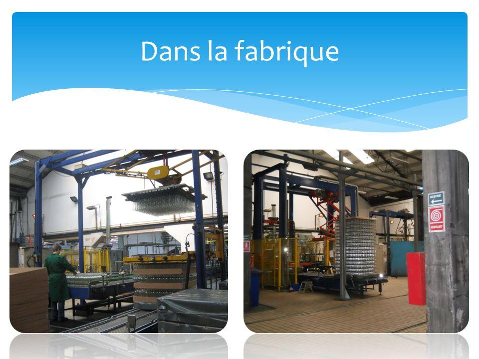 À présent, le travail demande dutiliser des machines sophistiquées pour tailler et polir les surfaces, pour broyer le verre. Le verrier daujourdhui do