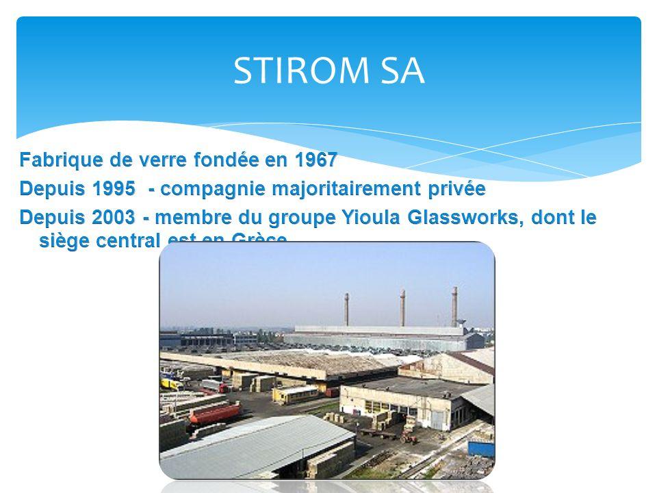 STIROM SA