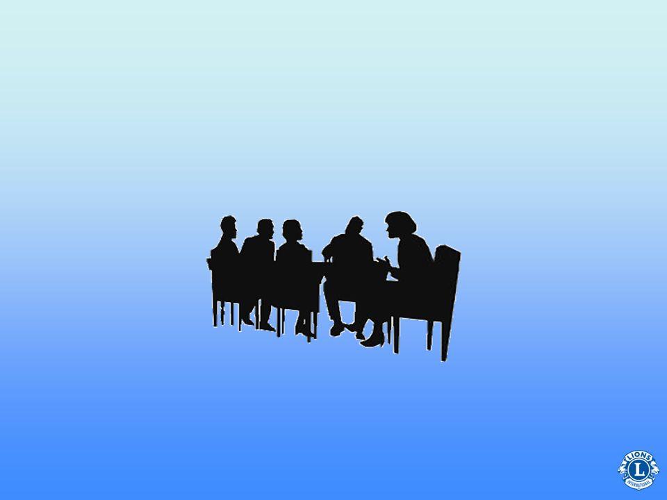 Quiz sur les rôles Le poste de secrétaire de club est surveillé par le : Président et Trésorier Président et Conseil d administration Membres et Leos Chef de protocole et Animateur Président et conseil d admini- stration