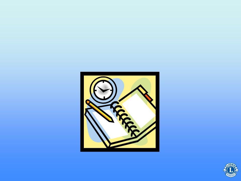 Un club peut fixer ses propres dates limites pour les rapports. Pour les rapports devant être transmis dans les délais imposés par le siège internatio