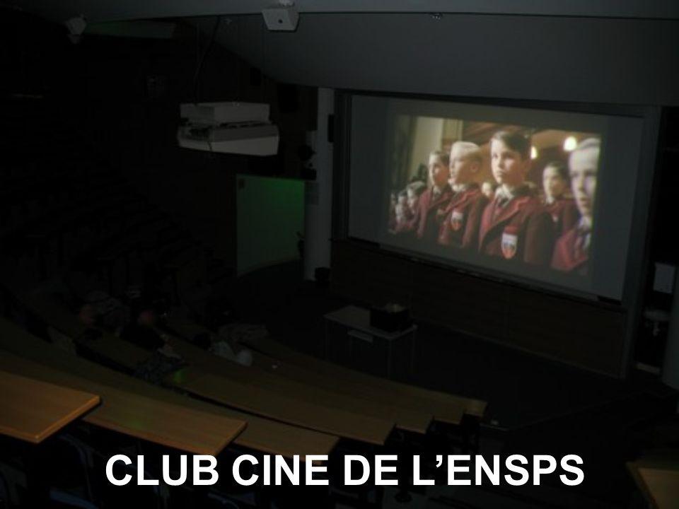 CLUB CINE DE LENSPS