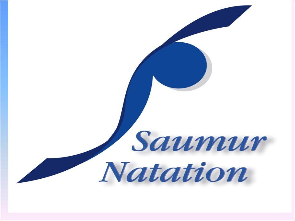 Nos supports Dépliants présentant le club (2 500 expl/an) Polo club (300 en permanence) Site internet (www.saumur-natation.fr) Bonnet club Carnet du nageur Nos partenaires par convention (Saumur Agglo, Saumur ville, le Conseil Régional, le Conseil Général, EDF….)