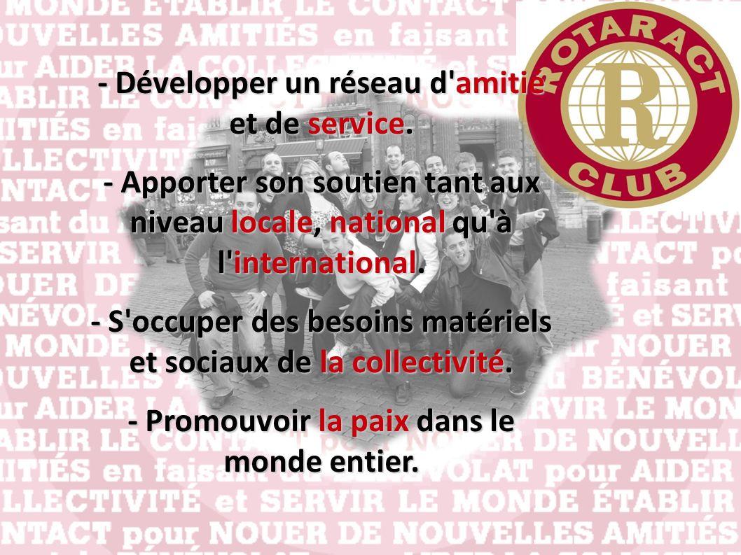 219 397 Rotaractiens - 9 539 Clubs - 178 Pays N° 1 INDE avec 2446 clubs N° 2 BRESIL : 758 clubs N° 3 USA : 570 clubs …N°5 ITALIE : 447 clubs...