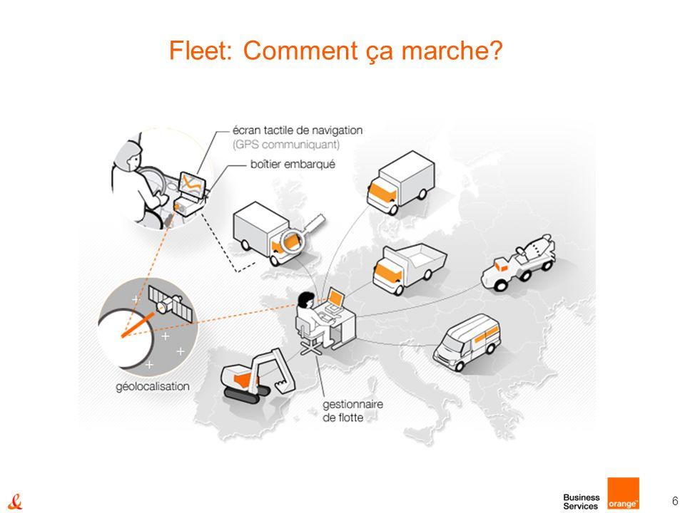 6 Fleet: Comment ça marche?