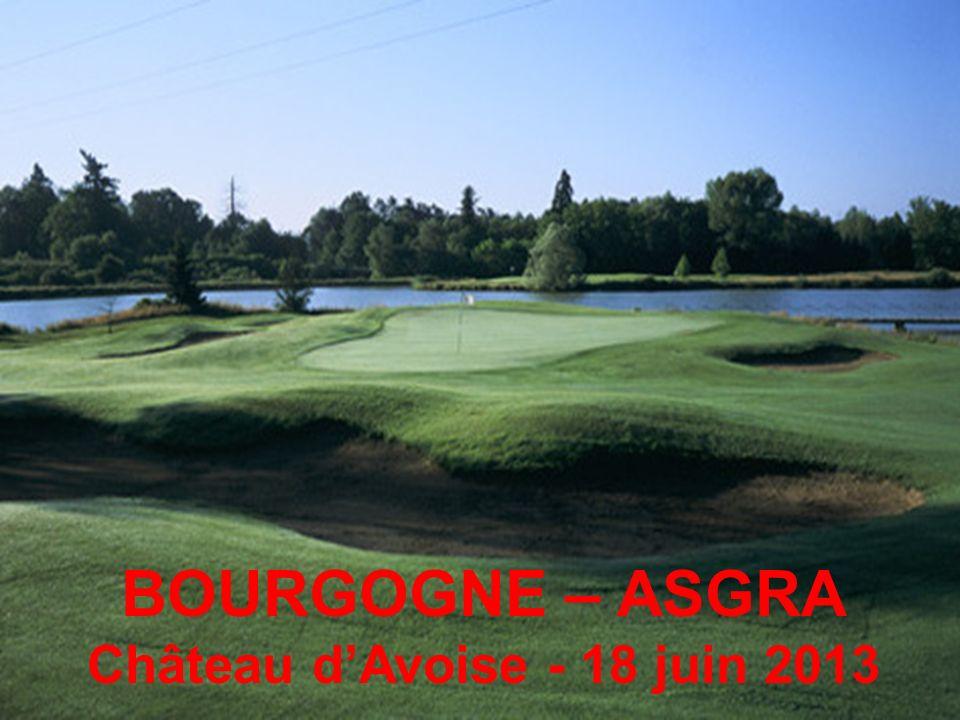 BOURGOGNE – ASGRA Château dAvoise - 18 juin 2013