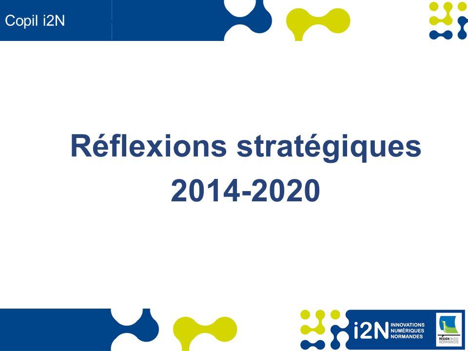 www.region-basse-normandie.fr Copil i2N Réflexions stratégiques 2014-2020