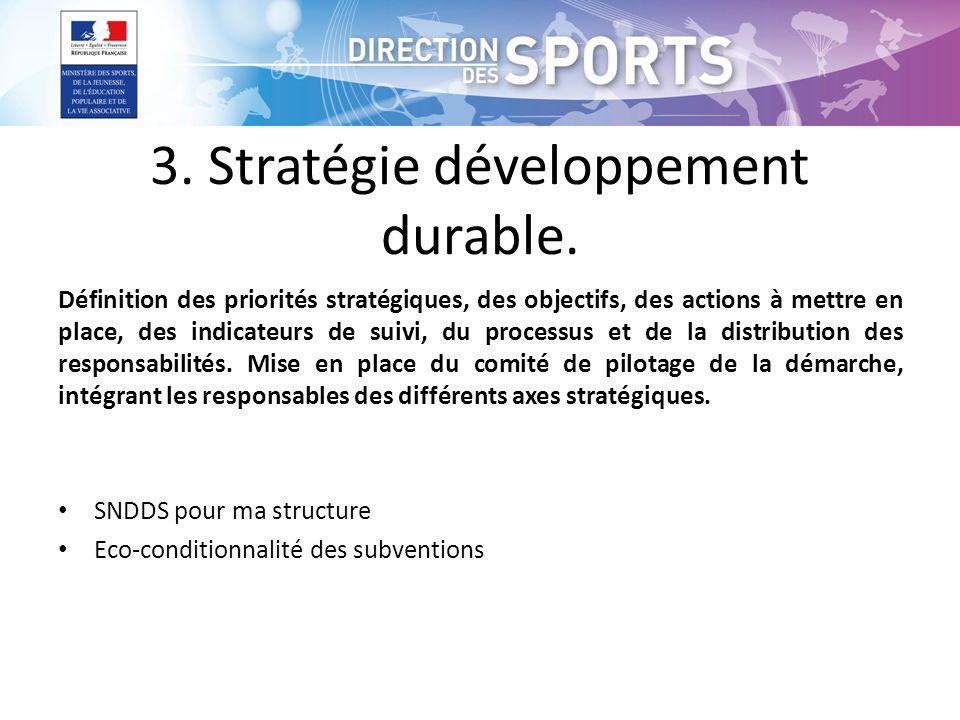 3.Stratégie développement durable.