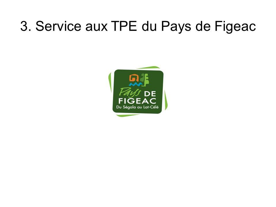 3. Service aux TPE du Pays de Figeac