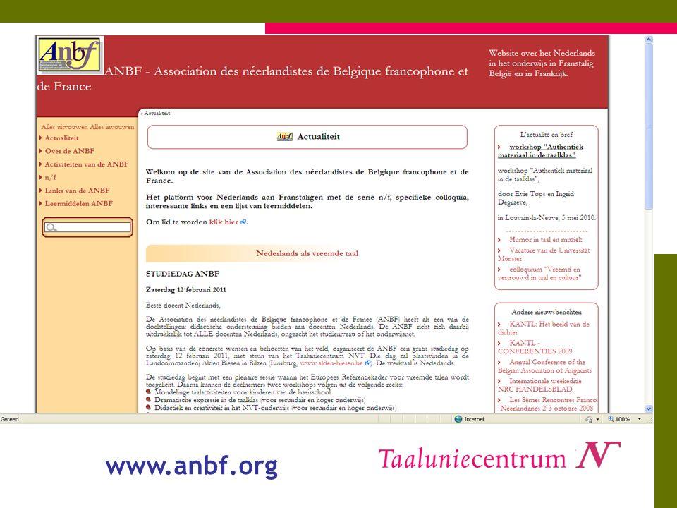 Formations www.anbf.org