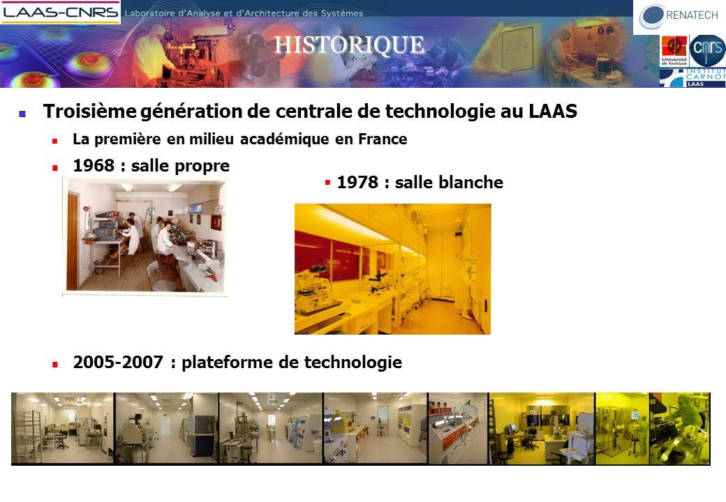 EVOLUTION DU NOMBRE DE PROJETS EXOGENES 13 projets en 2003 61 projets en 2010