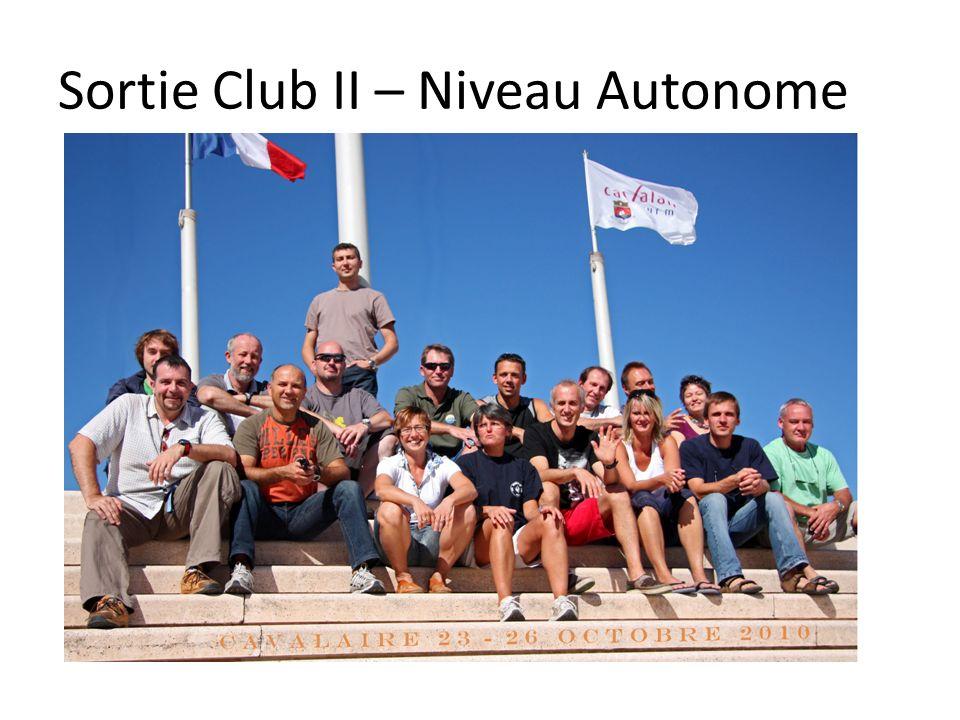 Autres Sorties Autonome, Hors-club 2010