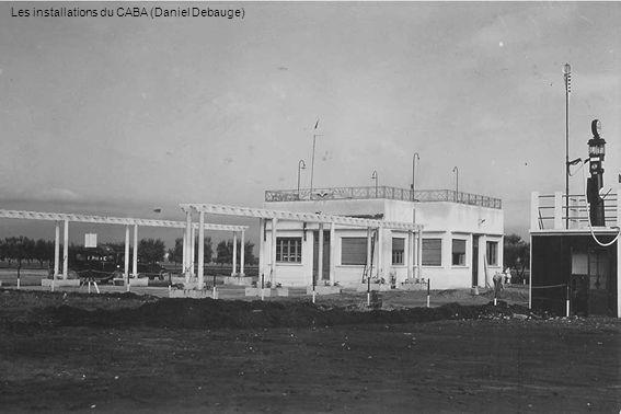 Le bar du CABA sur l aérodrome (Juliette Costa)