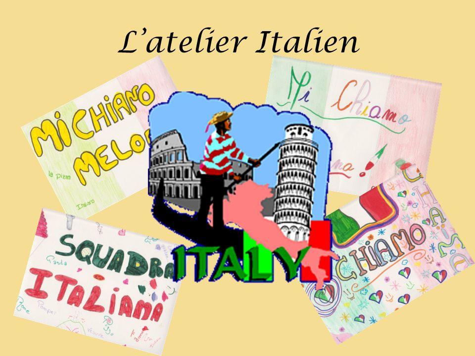 Latelier Italien