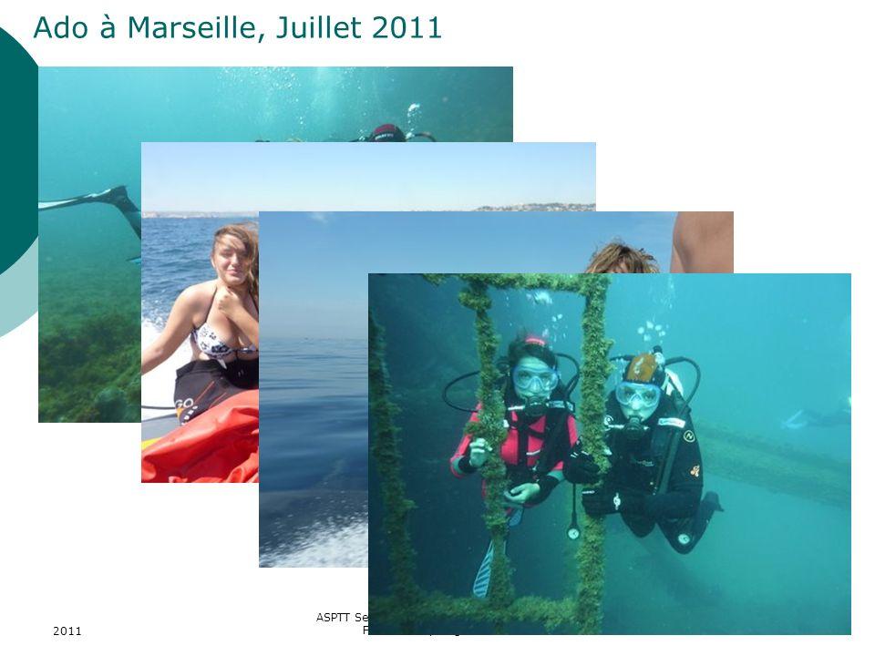 2011 ASPTT Section Plongée Subaquatique Femmes et plongées19 Ado à Marseille, Juillet 2011