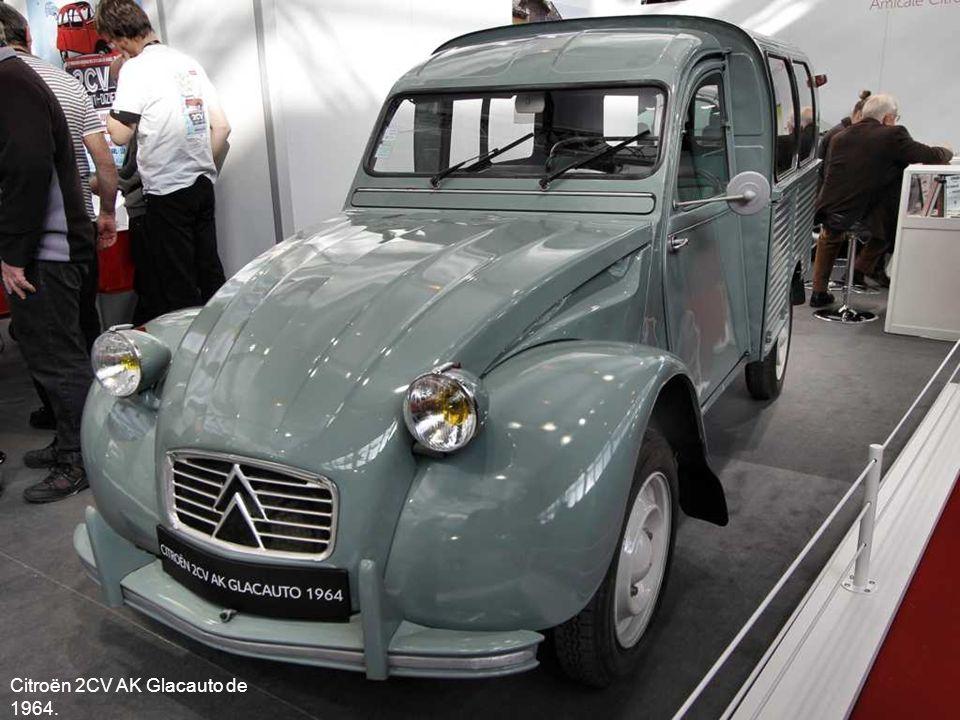 Alfa Romeo Romeo de 1954.